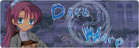 Date Warp Anime Games Visual Novel Otome Game